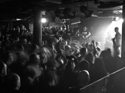 @Underworld, London