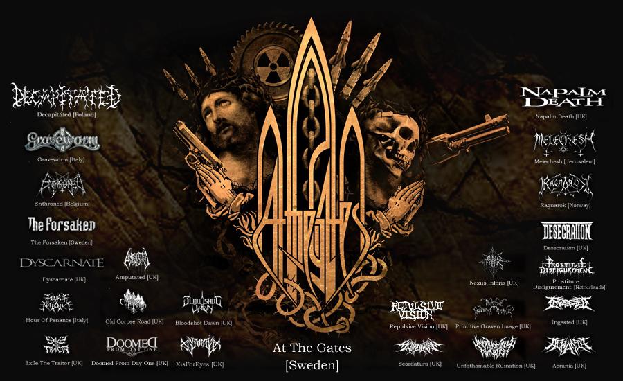Northern Darkness Festival 2013