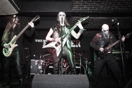 Primitive Graven Image@The Flapper, Birmingham, UK