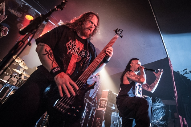 Vital Remains@The Garage, London - 6/4/14