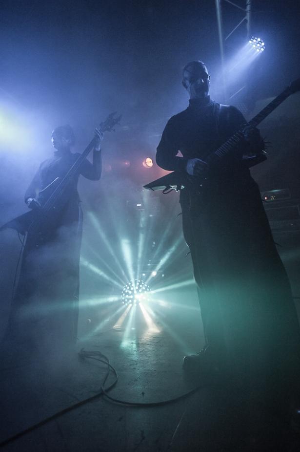 Darkspace @ Helvete Underground, 2014