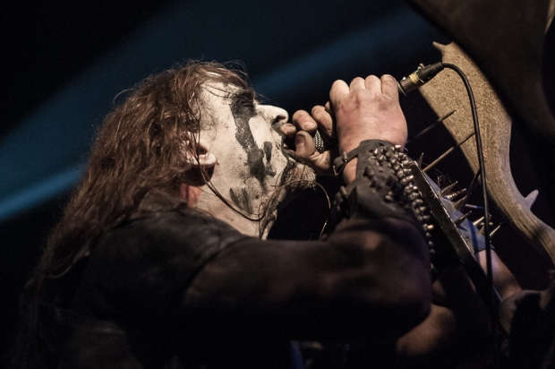 Necro Ritual @ The Garage 14.02.2015