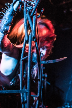 Bliss of Flesh@The Underworld London - 26th February, 2015