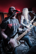 Funeral Throne@Incineration Festival 2015 London