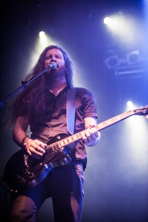 Alcest@Incineration Festival 2015 London