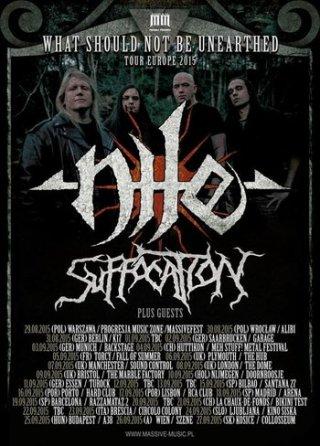 nile tour 2015