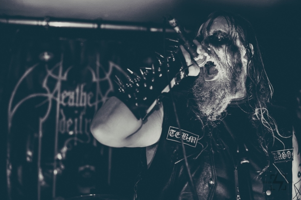 Heathen Deity @ Black Heart, LONDON 2016.